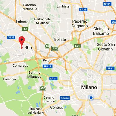 Come arrivare a Impresa edile Della Toffola.